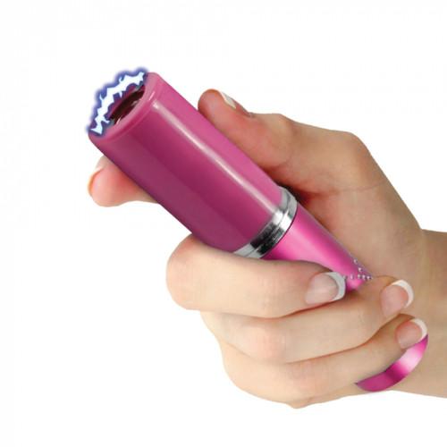Streetwise Perfume Protector 17,000,000 Stun Gun PINK