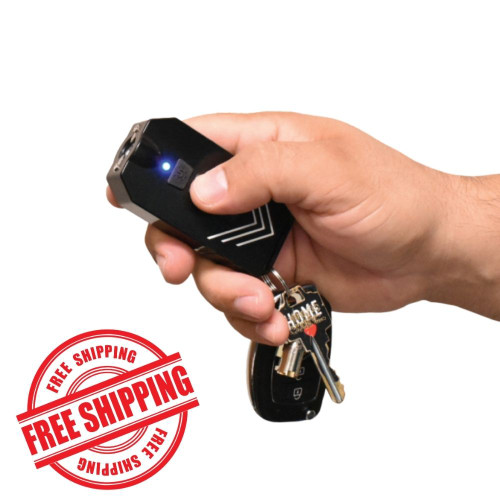 JOLT 4-N-1 Charger Stun Gun IN HAND