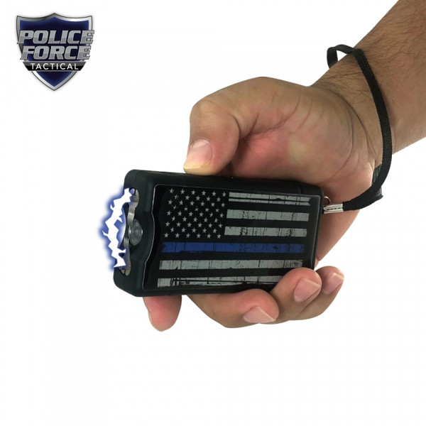 Police Force Blue Line Stun Gun