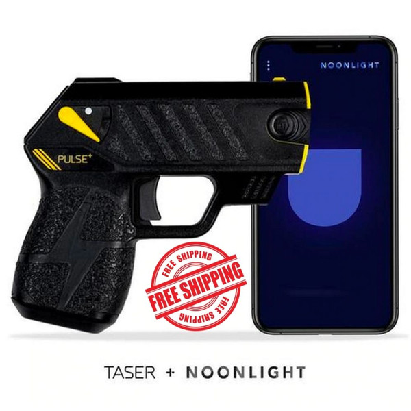 Taser Pulse Plus with Noonlight Emergency Response App