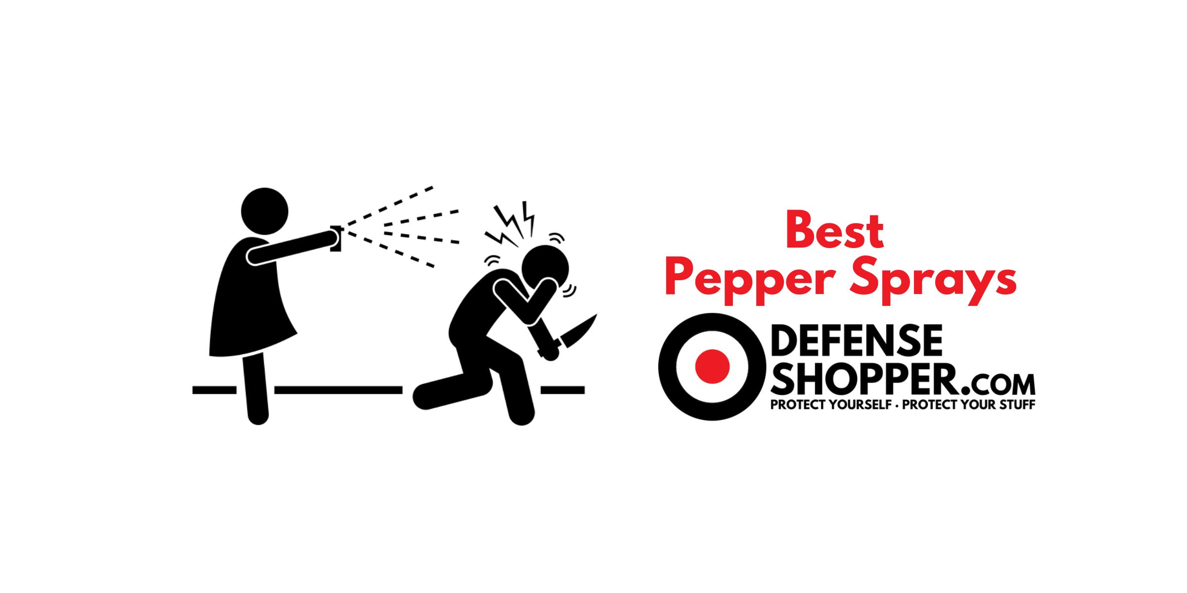 Best Pepper Spray for self defense