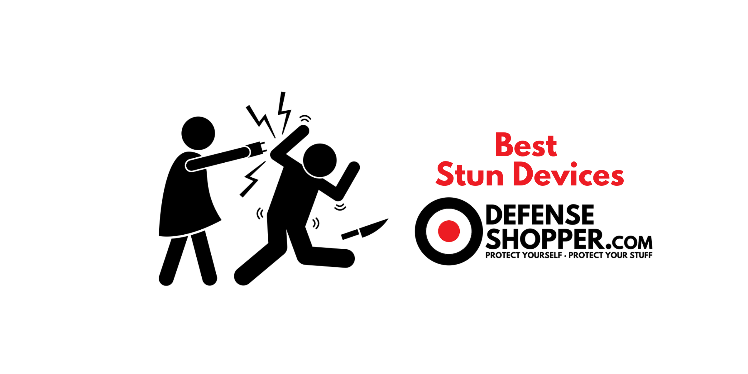 Best Stun Devices from DefenseShopper