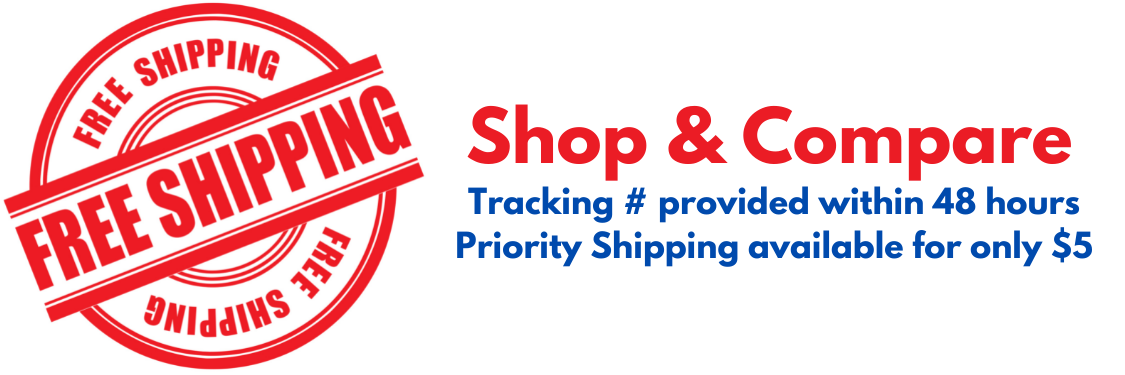 All orders ship free from DefenseShopper.com.