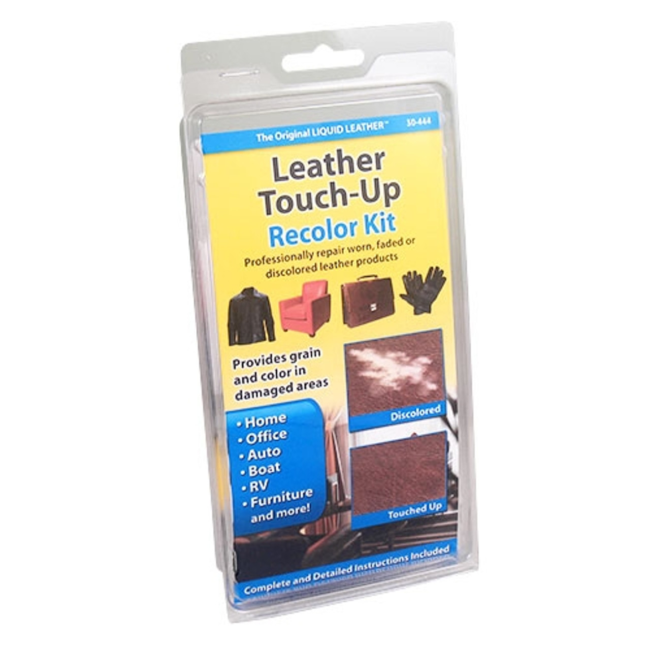 Outstanding Liquid Leather Touch Up Recolor Kit Machost Co Dining Chair Design Ideas Machostcouk