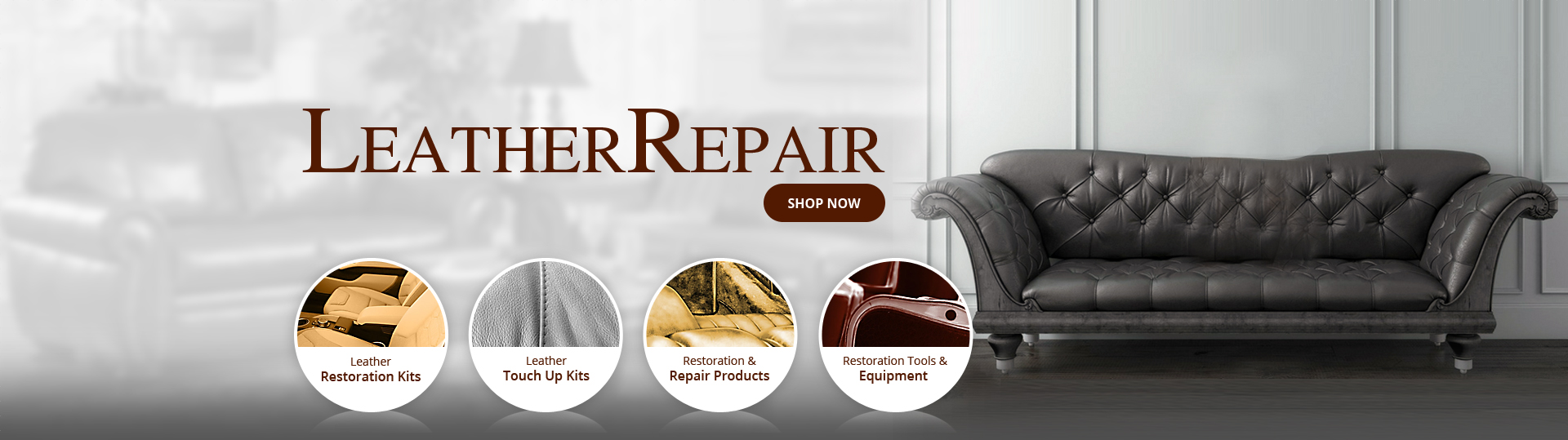 Your DIY Leather Repair Solution