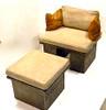 outdoor sofa, concrete bench, sofa bench, stone sofa bench, outdoor bench, cast stone bench, outdoor seat, outdoor couch,