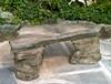 Stone Bench, Concrete bench, Athena Garden Cast Stone Garden Bench, Memorial Bench, concrete memorial bench CF-202CL Athena Garden Cast Stone Garden Bench, Memorial Bench, concrete memorial bench CF-202CL Athena Garden benches