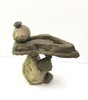 stone sculpture, concrete bird bath, Balancing Rock Birdbath, Stone Bird Baths, Bird Bath Fountains, Birdbath Feeders, Outdoor Decor, Stone sculpture, balancing rock sculpture, Water feature, Tiered pond less feature, pond less water fountain,Stone Bird Baths, Bird Bath Fountains, garden birdbath