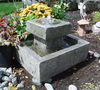 athena garden fountain, water feature, cast stone patio fountain, old stone fountain, rock fountain, cast concrete, cement fountain, Cast Stone Concrete Fountain, Old Stone Fountain, Cast Stone Garden Fountain, Patio Water Fountain