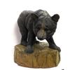 Wildlife Sculpture Black Bear Cub