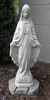 "LS-808 24"" Madonna Statue Lady of Grace"