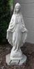 "LS-808 24"" Madonna Statue Lady of Grace"