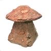 Staddle Stone Size 5, Cast Stone Large mushroom,terracotta mushroom sculpture, outdoor stone sculpture, athena garden, Staddle Stone Size 5, Cast Stone Large mushroom,terracotta mushroom sculpture, outdoor stone sculpture, athena garden, concrete decor, cast stone outdoor mushroom.