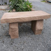 4ft. Stone Bench