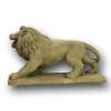 BR-011 Life Size Classical Lion Sculpture