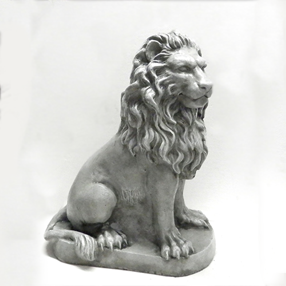 Left & Right Sitting Lion