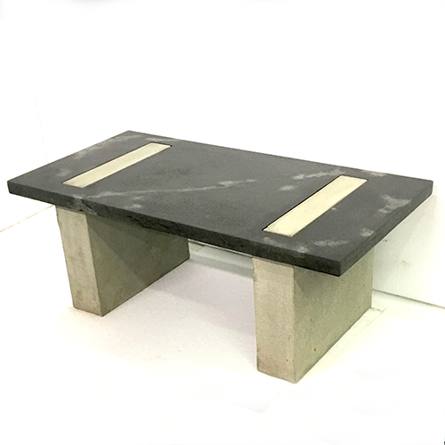 stone patio table, concrete table, concrete bench, indoor table, outdoor table, outdoor bench, garden bench, patio table, patio bench
