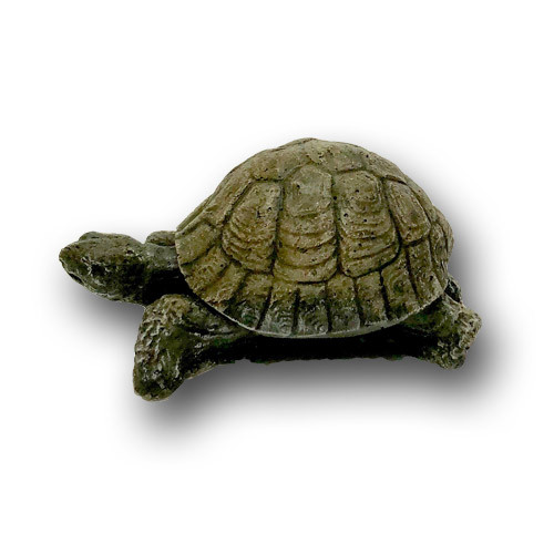 Cast Stone Small Turtle Statue