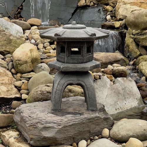 "BR- 185 16"" Japanese Pagoda"