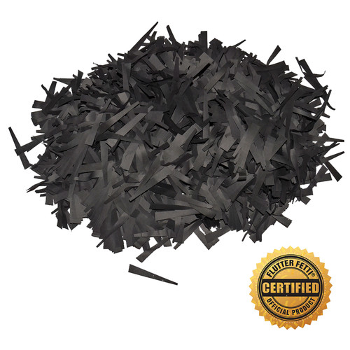 1 lb Bag of Bulk Tissue Corkscrew Confetti from Flutter FETTI® (Custom Colors)