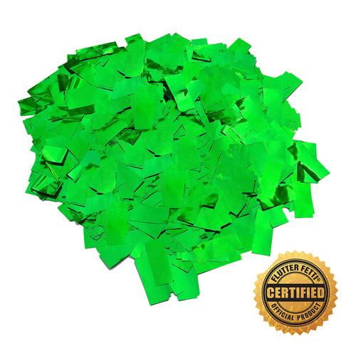 1 lb Bag of Bulk Metallic Flutter FETTI® Confetti - Custom Color