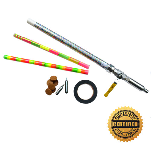 Quarter Turn Handheld Co2 Confetti Launcher (Call Us for Purchase Price)