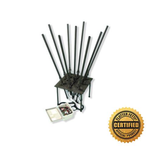 """9 Barrel """"POD"""" Flutter FETTI® Confetti Launcher (Call for Rental Price)"""