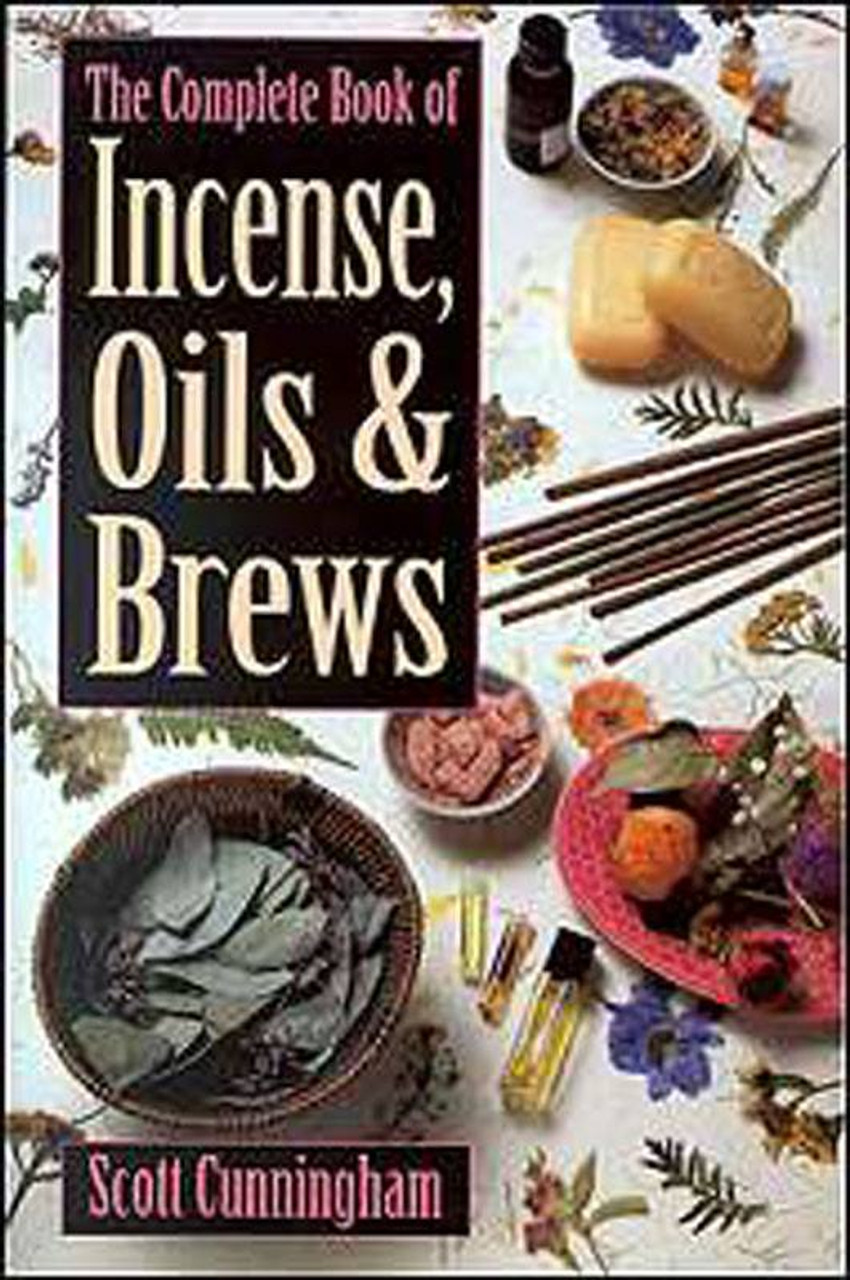 Complete Book of Incense