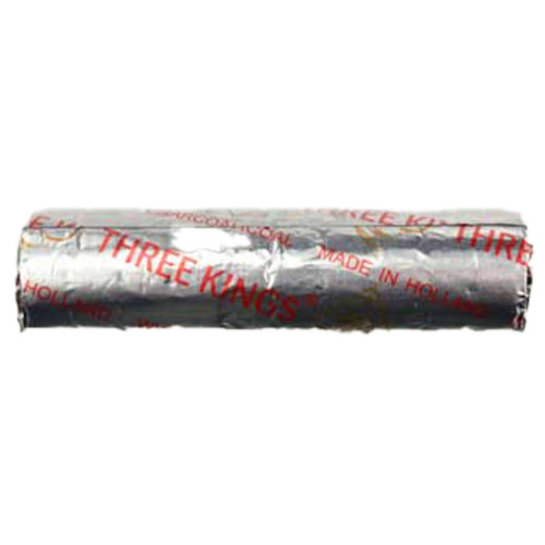 Incense Burner Charcoal Tablets 3 Kings Brand 1 roll (10 tablets)