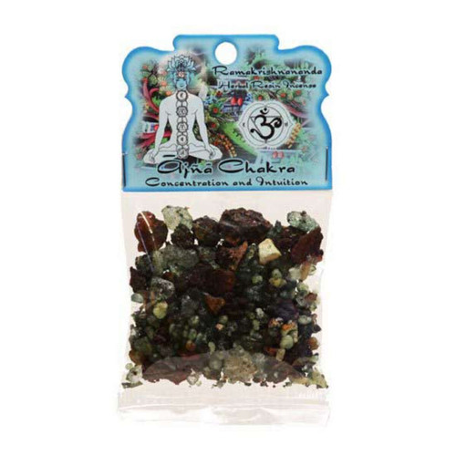 Ajna Chakra Resin Incense 1.2oz