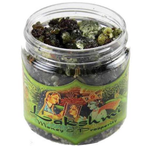 2.4oz Lakshmi Resin Incense