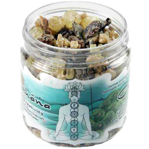 2.4oz Svadhisthana Resin Incense