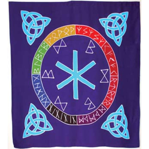 Rune Mother Cloth 3' x 3'