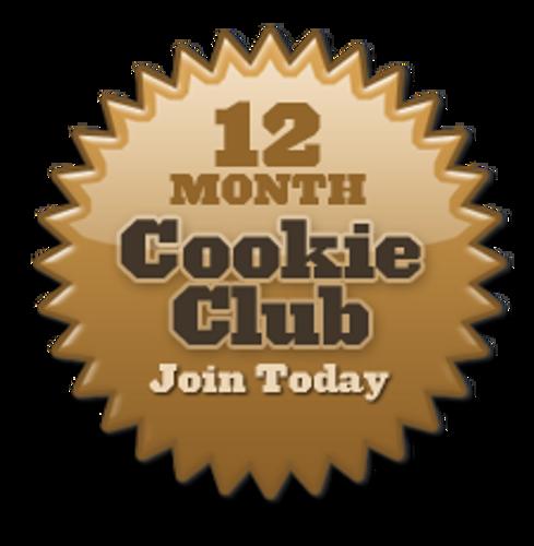 Jackie and Eddie's 12 Month Club