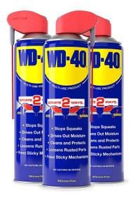 WD40 WD40 Smart Value Pack 3 x 450ml Cans