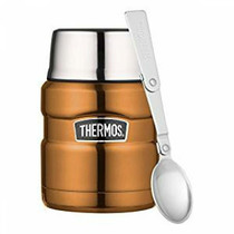 Thermos Thermos Stainless King Food Flask, Copper, 470 ml