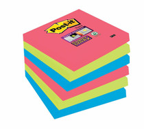 Post-it Post-it Super Sticky Notes 24 Pack Pads of 100 Sheets
