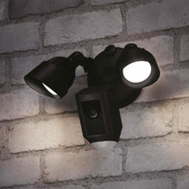 Ring Ring Hardwired Floodlight Camera with Chime Pro