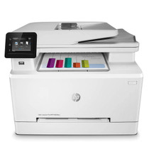 Hewlett-Packard HP LaserJet Pro M283FDW Wireless Colour Printer with Wi-Fi and Instant-On Technology, White