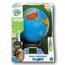LeapFrog Interactive Childrens Globe, Smart Globe for Kids to Learn Geography While Having Fun