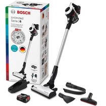 Bosch Bosch Unlimited Serie or 6 - Rechargeable Cordless and Lightweight Vacuum Cleaner