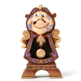 Figurine: Beauty And The Beast Cogsworth (Jim Shore)