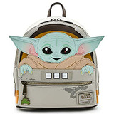 Loungefly The Child/Baby Yoda Cradle Mini Backpack STBK0177
