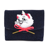 Loungefly Wallet: Aristocats Marie Front