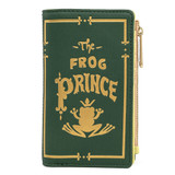 Loungefly Wallet: Princess & The Frog Prince WDWA1463 Front