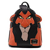 Loungefly Lion King Scar Cosplay Disney Villains Mini Backpack