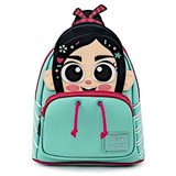 Loungefly Wreck It Ralph Vanellope Cosplay Mini Backpack