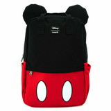 Loungefly Disney Mickey Mouse Cosplay Square Nylon Backpack