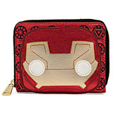 POP! By Loungefly Marvel Iron Man Wallet