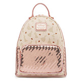 Loungefly Ultimate Disney Princess AOP Sequin Mini Backpack